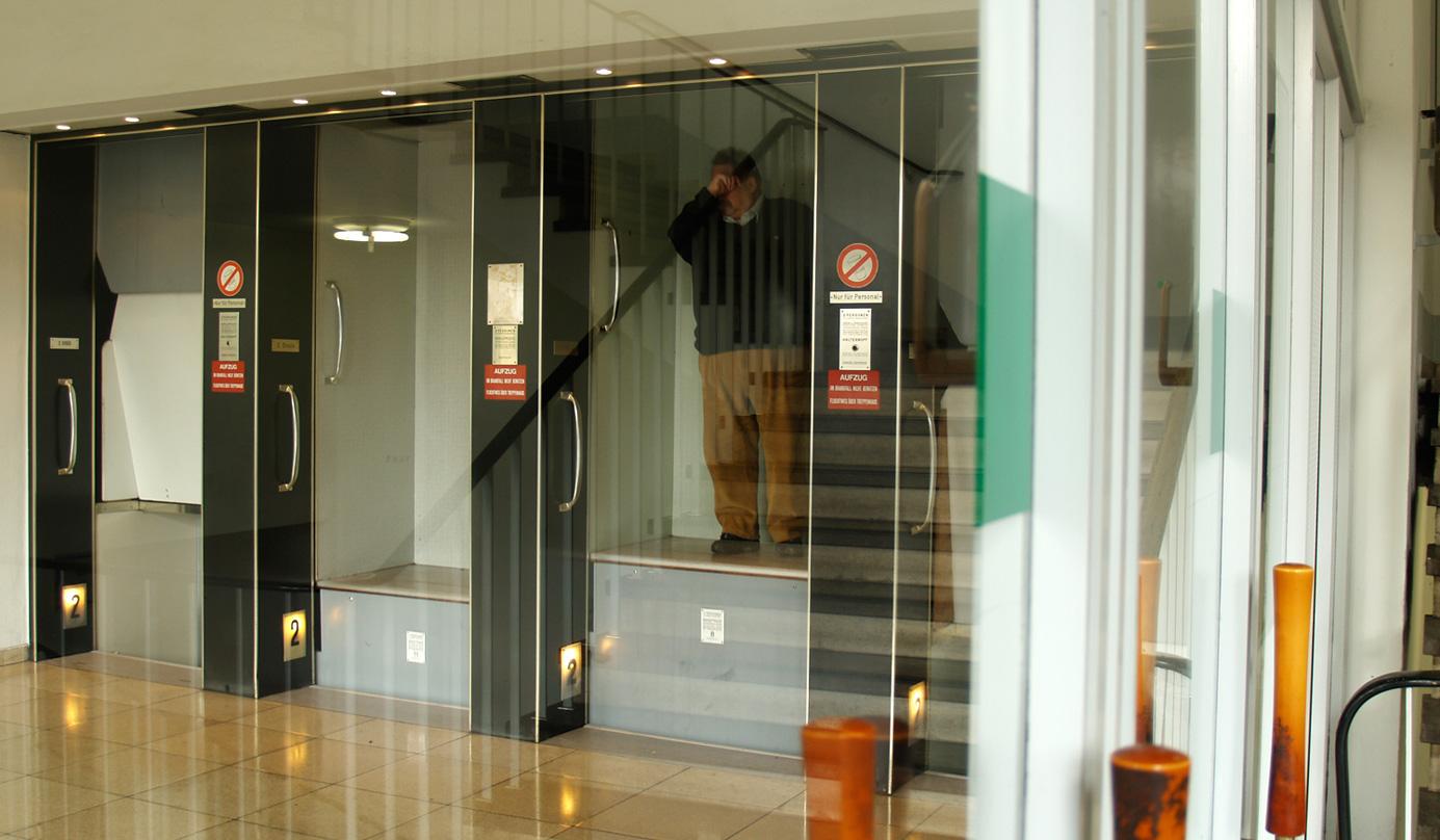 Artereal_Gallery_2009_Sylvia_Schwenk_Workers_Lift