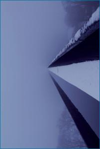 Unfound 1: Aquaduct 2014 cast acrylic, mdf, c type photograph edition of 3 + 2 AP's 91 x 61cm