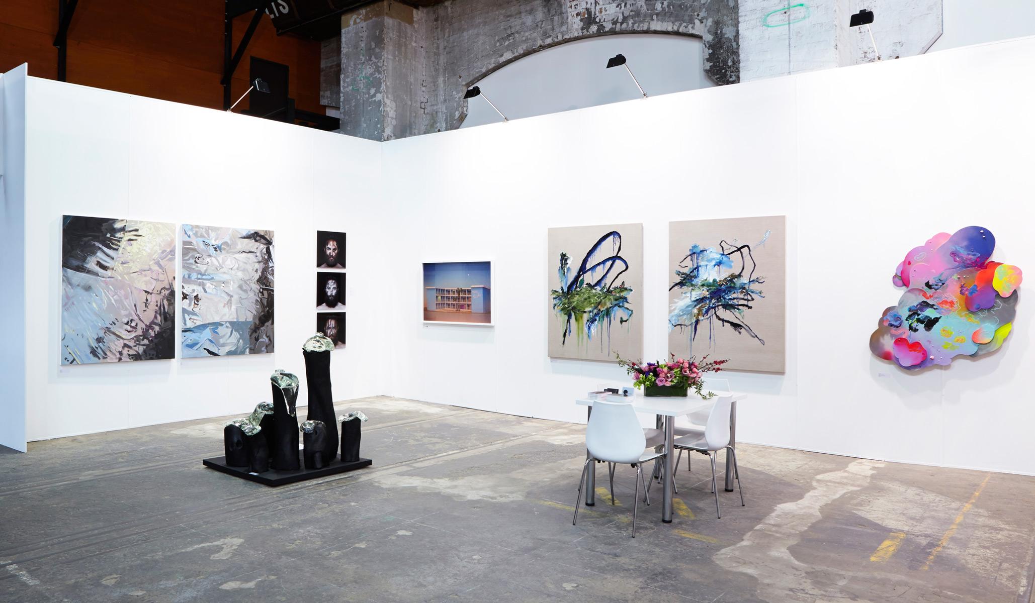 Artereal Gallery, Sydney Contemporary 2015. Image courtesy Zan Wimberley
