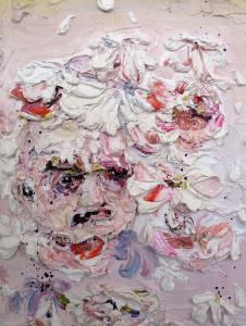 Man hiding_2012_oil on canvas_41 x 31cm