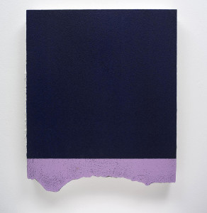 Things Only Revealed in the Night_2013 acrylic on prepared EPS panel 56 x 46 x 4cm