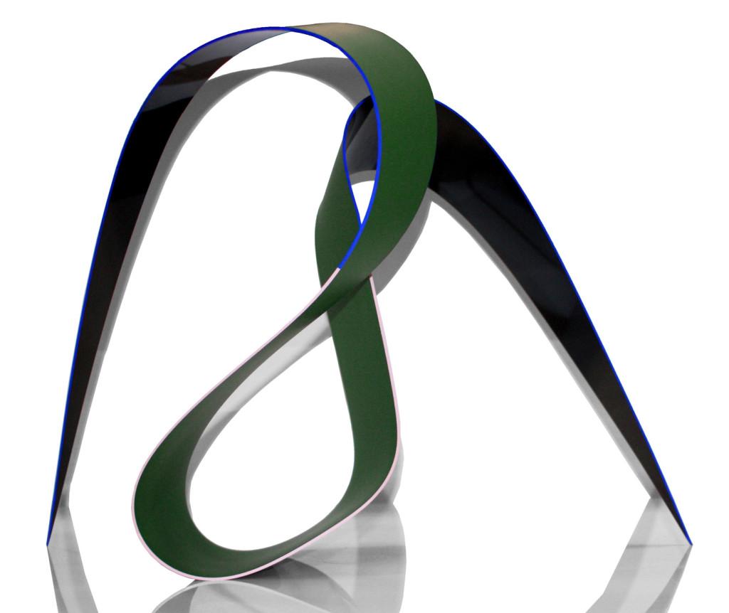 Yioryios, SOH Black, Chromium Oxide Green, Ultramarine Blue & Pink,